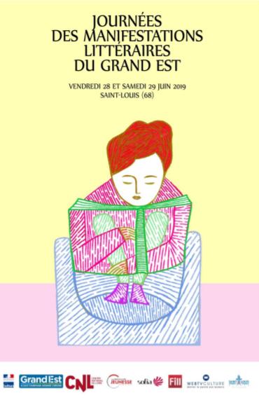 Journées des manifestations littéraires du Grand Est