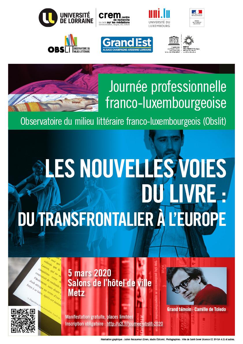 Journée professionnelle franco-luxembourgeoise