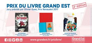 Découvrez les lauréats du Prix Grand Est 2021