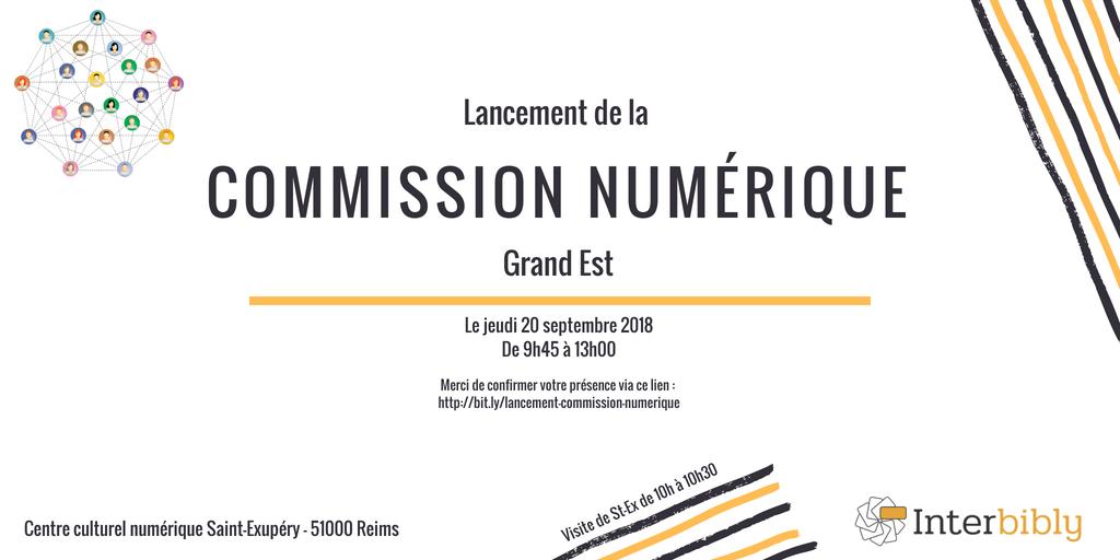 Commission numérique
