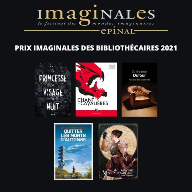 Prix Imaginales des bibliothécaires