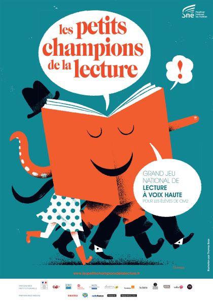 Petits Champions de la lecture à voix haute : réunion d'information