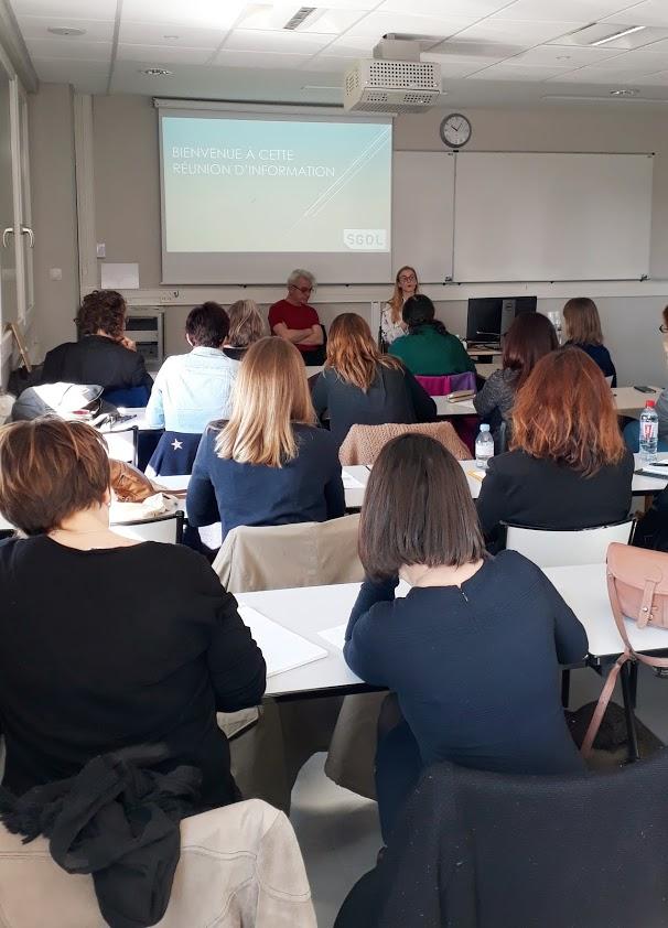 Réformes sociales et fiscales 2019: retour sur la journée d'information en partenariat avec la SGDL