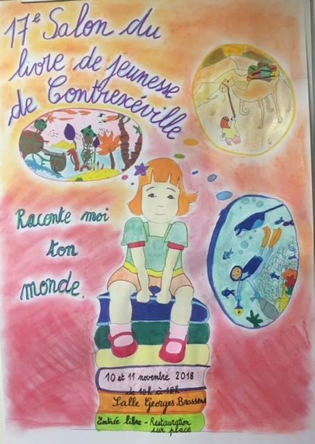 Salon du livre jeunesse de Contrexéville