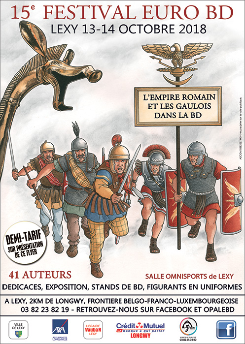 15ème festival Euro BD