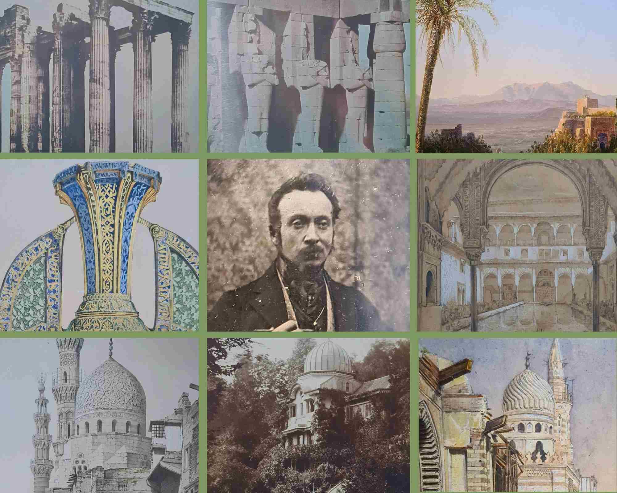 De Langres à l'Orient, voyage sur les pas d'un des pionniers de la photographie
