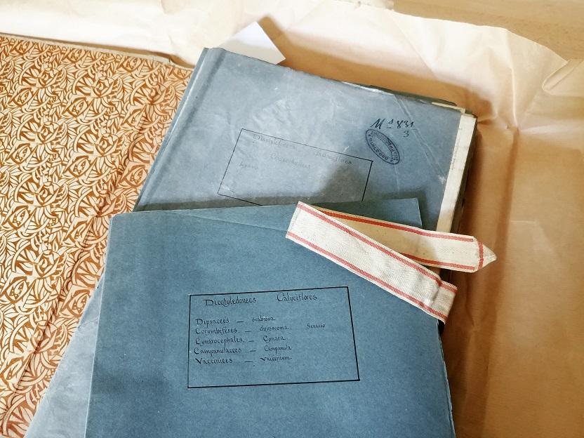 La mise à jour du catalogue général des manuscrits en Lorraine