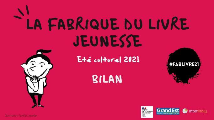 Bilan La Fabrique du livre jeunesse #2