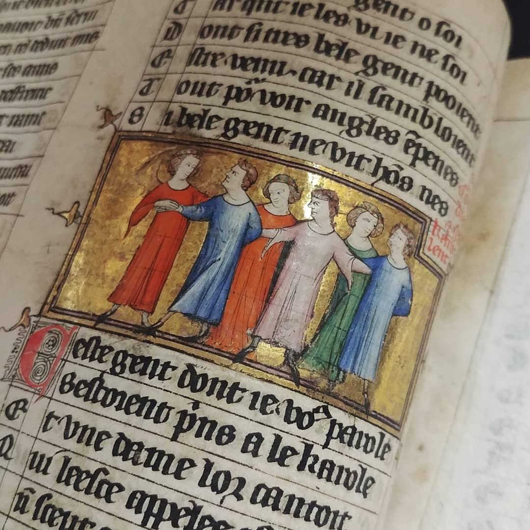 Lancement du projet Trésors des bibliothèques et archives de Champagne-Ardenne