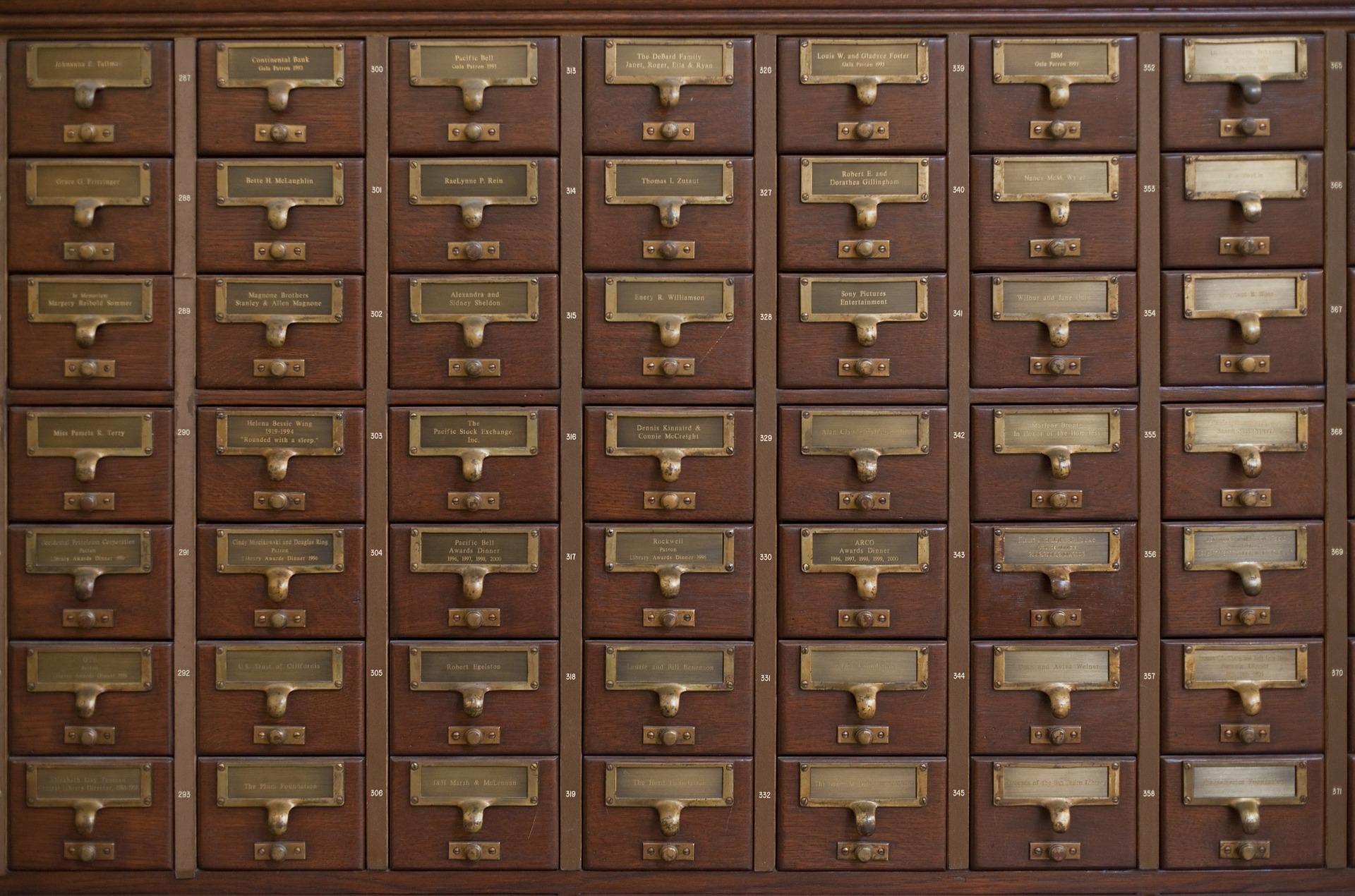 Rétroconversion des catalogues des fonds patrimoniaux