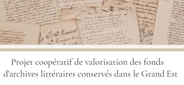 Interbibly lance son nouveau projet coopératif de valorisation du patrimoine écrit en Grand Est  !