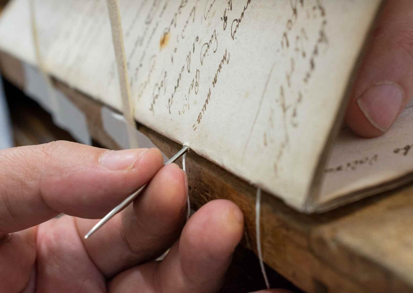 Ressources en conservation du patrimoine écrit et numérique (BnF)