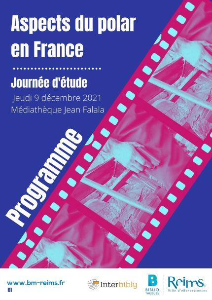 Journée d'étude sur le polar français